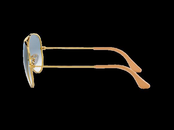 Gafas Ray-Ban Aviador RB3025 001 3F Azul Degradado.