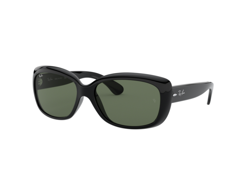 gafas-de-sol-ray-ban-jackie-ohh-rb4101-601-marco-negro-lente-verde