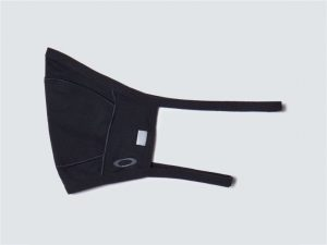 Oakley Mask Fitted Lite Negro
