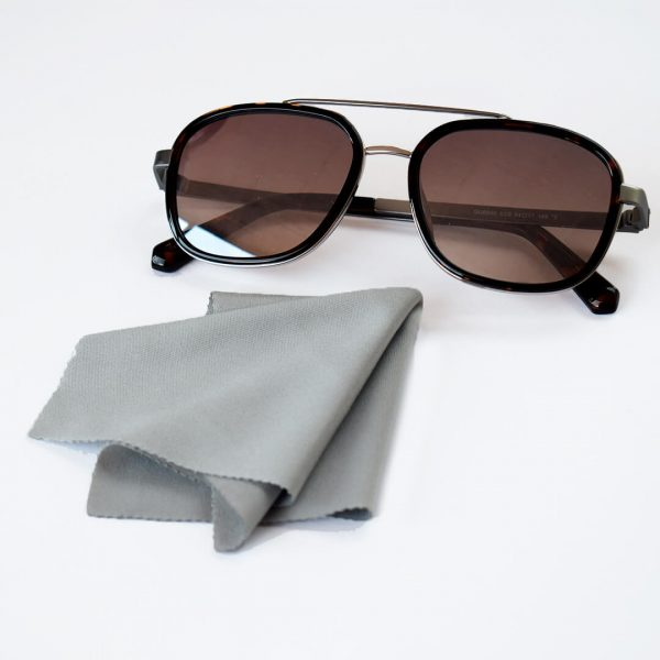 Paño de microfibra para limpiar gafas