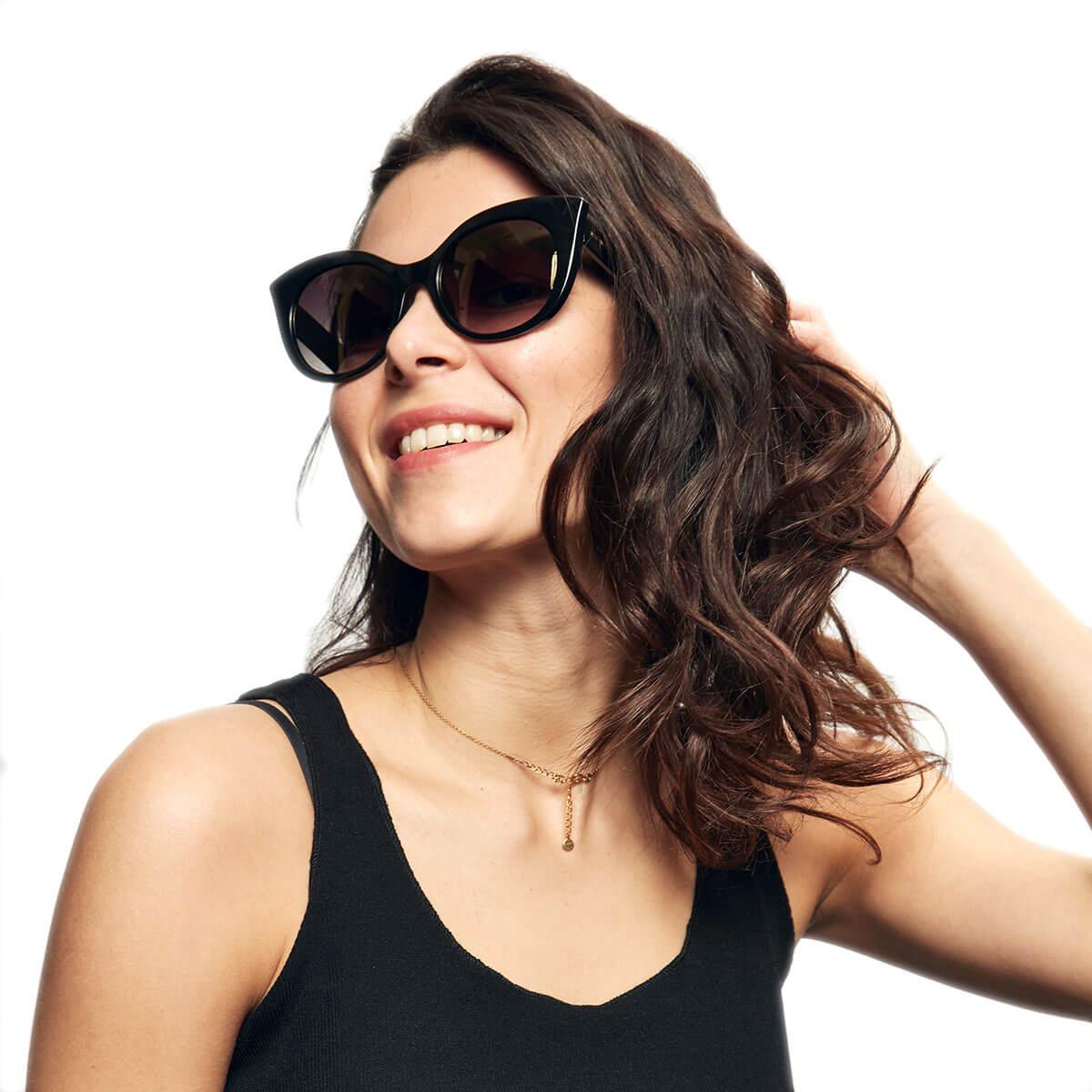 Gafas de Sol Messy Weekend Thelma Marco Negro