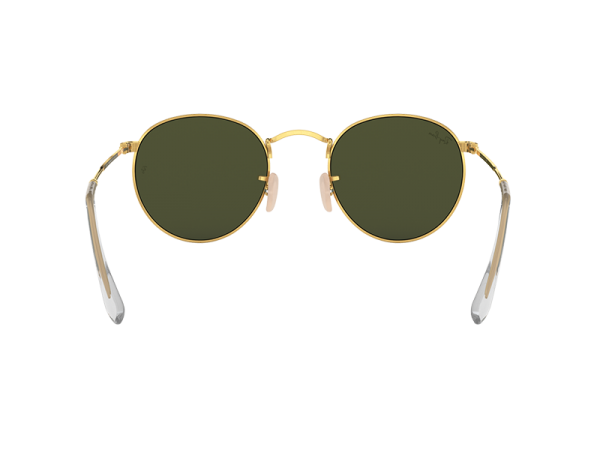 Gafas de sol Ray-Ban Round Metal RB3447 001 G15 Verde