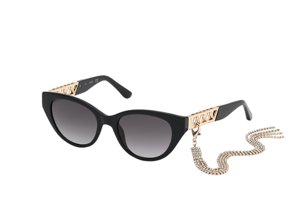 Gafas de Sol Negras Guess Para Mujer GU7690