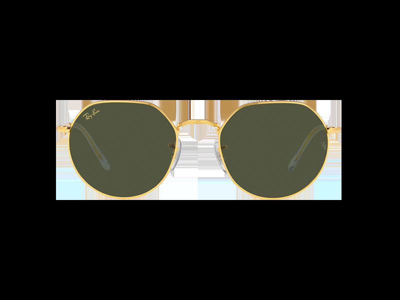 Gafas de sol ray-ban jack RB3565 919631 Legend Gold